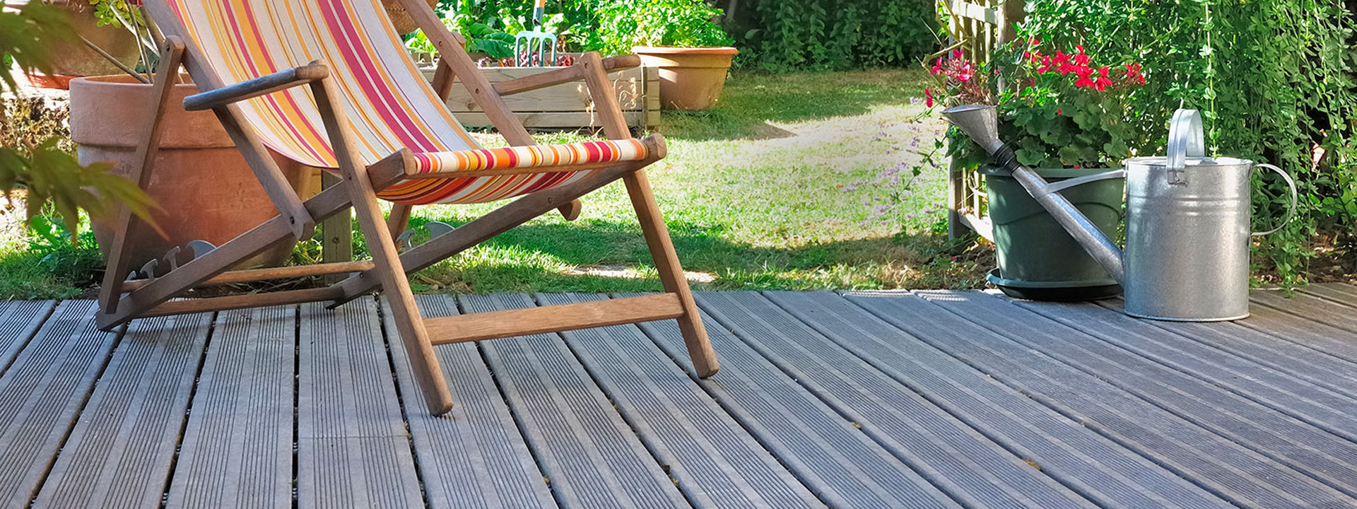 It's time to kickstart your decking project