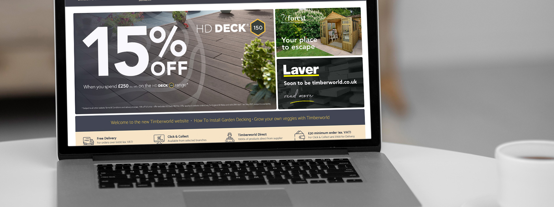 National Timber Group goes live with best-in-class eCommerce