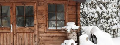 Heating a Shed in Winter: Tips and Solutions