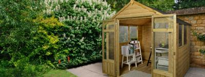 Get Head Space, Get Shed Space