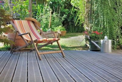 Should I use composite or timber decking?